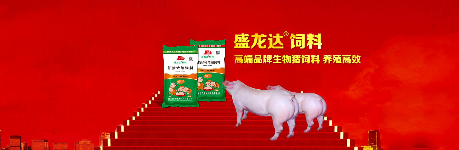 黑龙江猪饲料